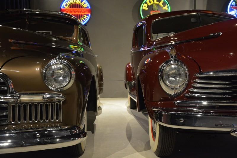 Ingresso Museu do Automóvel
