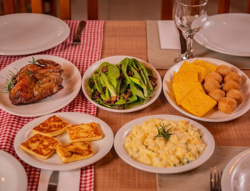 Almoço Italiano Del Vanucci