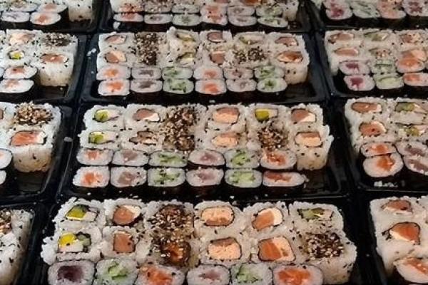 Comida Japonesa em Gramado